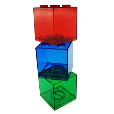 ALCANCÍA DE LEGO PROMOCIONAL PUBLIPROMOCIONALES La alcancía de lego es con todo el regala para los niños da ahorra fomenta el ahorro a tus hijos