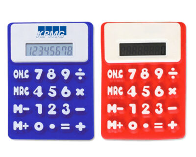 CALCULADORA SILICON PROMOCIONAL PUBLIPROMOCIONALES La calculadora Silicon tal como la vez es una idea muy original regala da este articulo a tus mejores empleados