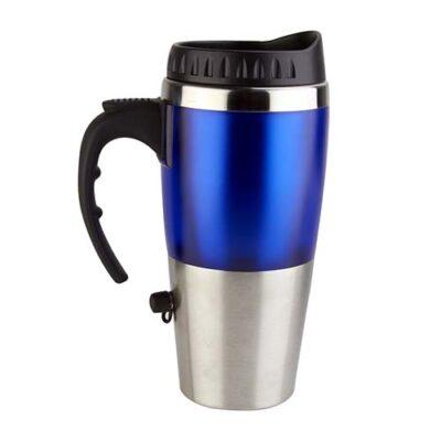 TERMO CON USBPROMOCIONAL PUBLIPROMOCIONALES Este termo con usb se puede cargar un tu auto y siempre tendras tu cafecito muy caliente
