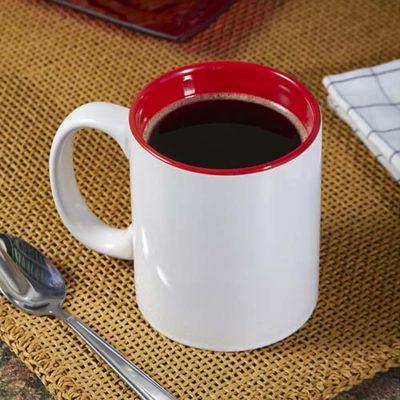 TAZA VERONA La taza verona con todo es lo mejor para disfrutar tu delisioso cafe por las mañanas para despertar y estar listo en tu dia a dia