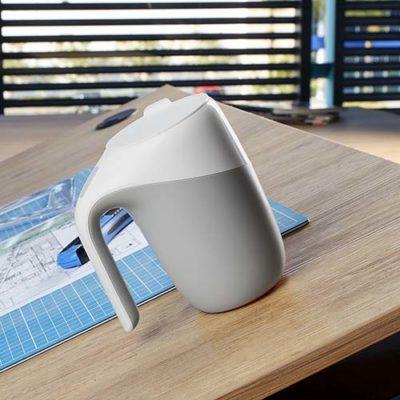 TAZA CON CHUPON ANTIDERRAMES La taza con chupon antiderrames sin duda es lo mejor para tu cafe lo conservas calientito y lo llevas a donde quieras