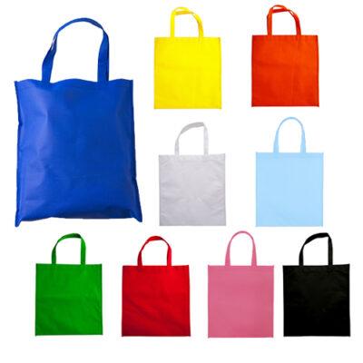 Bolsas ecológicas de non woven ideales para promocionar tu marca sin duda el promocional favorito de muchas marcas